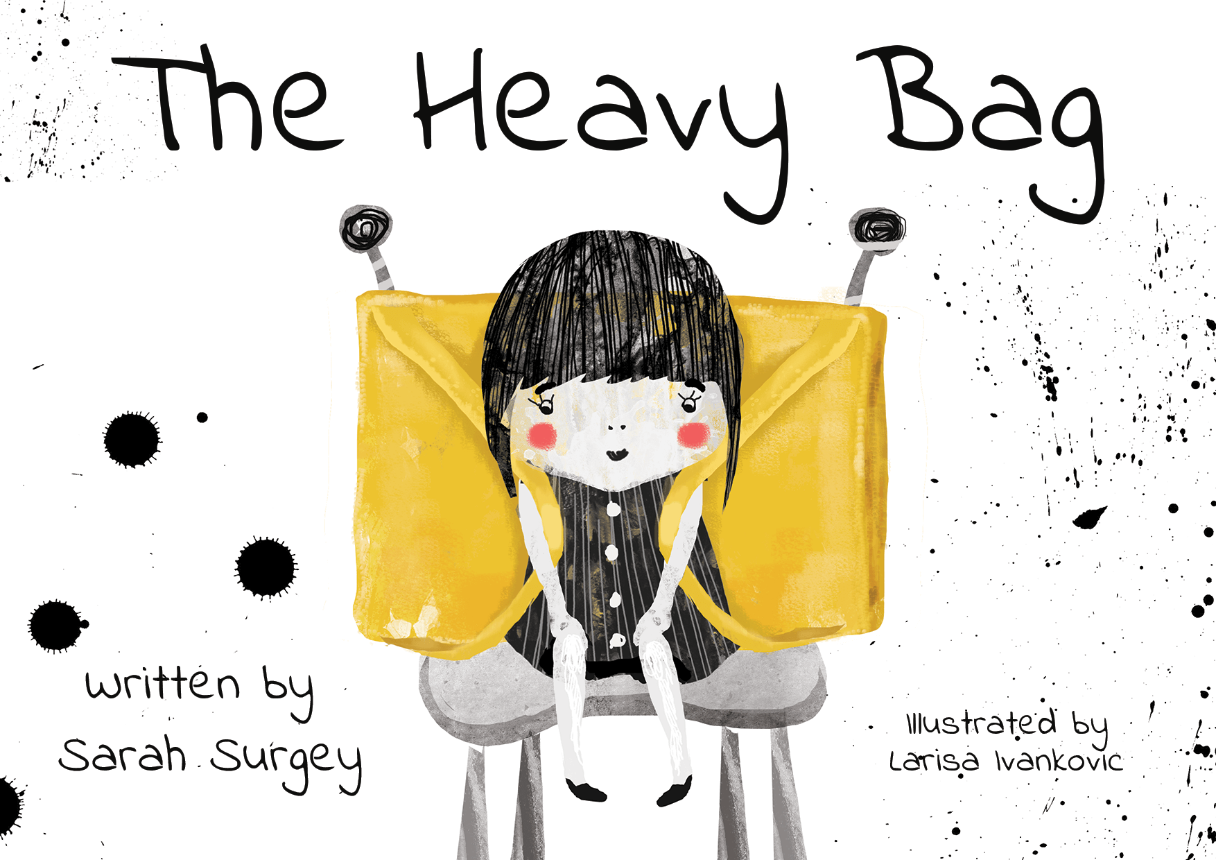The Heavy Bag - Cover Page